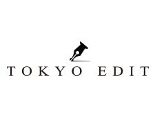 TOKYO EDIT様 ロゴデザイン